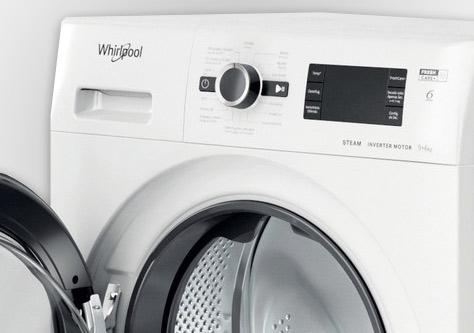 Servicio técnico reparación lavasecadora Whirlpool Gavà