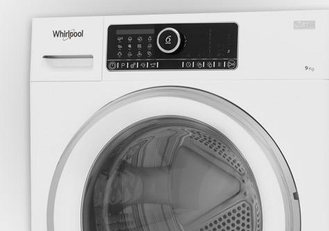 Servicio técnico reparación secadora Whirlpool Gavà